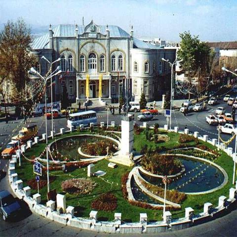 مدينة اروميه