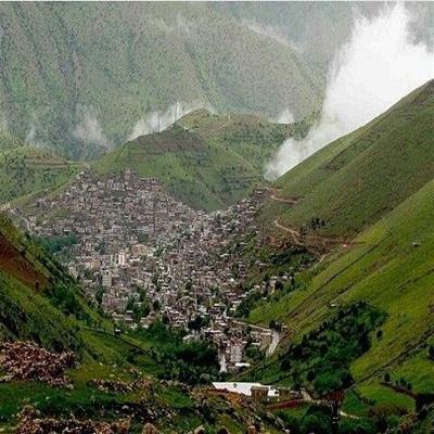 جبال شاهو