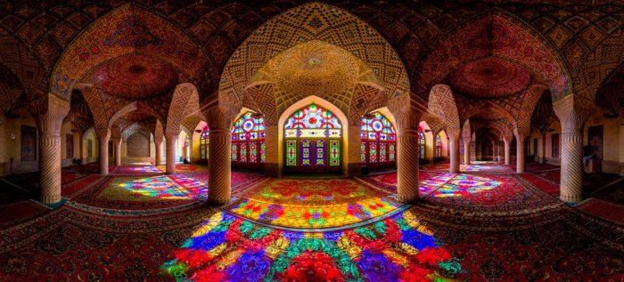 الأماكن السياحية في شيراز