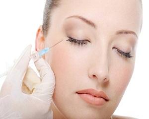 علاج إرتخاء جفن العين