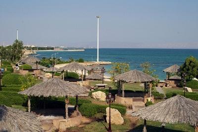 ساحل المرجان مدينة كيش