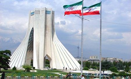 رحلة سياحية الى طهران