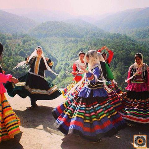 رقص ایران