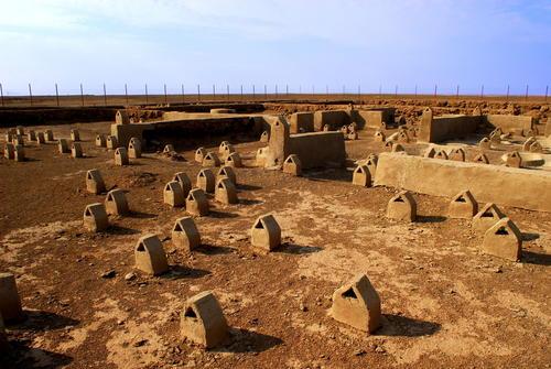 واحدة من أقدم المدن في إيران: المدينة المحرقة ؛ يعود إلى 5000 قبل الميلاد