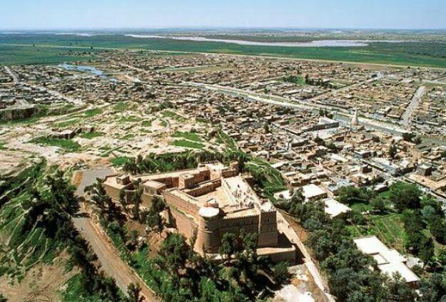واحدة من أقدم المدن سوسا تقع في خوزستان ، إيران