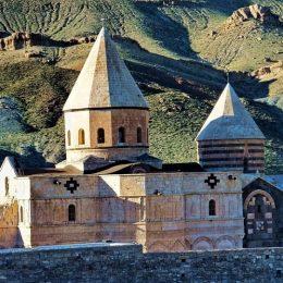 الكنائس المفقودة في إيران ، دعونا نكتشف إيران