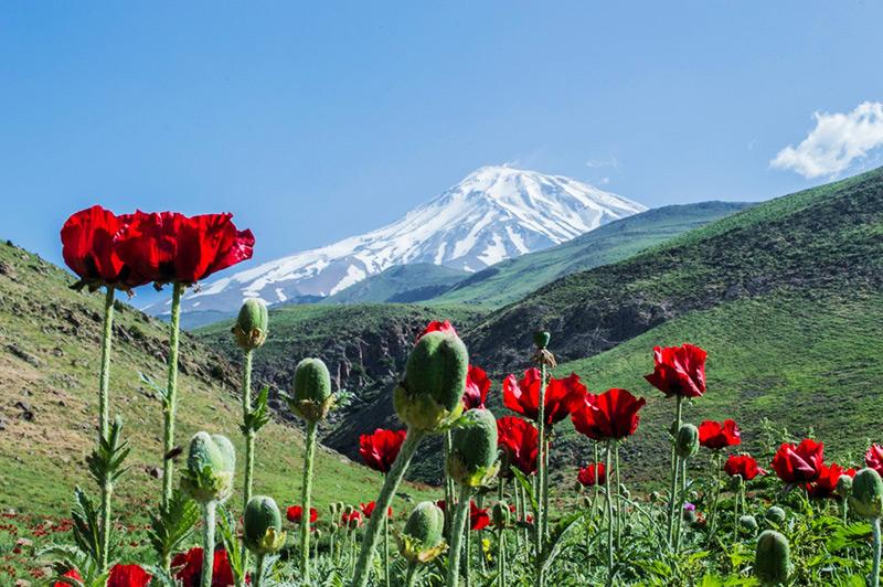 ایران الجمیله ، ايران الوجهه السياحي القادم
