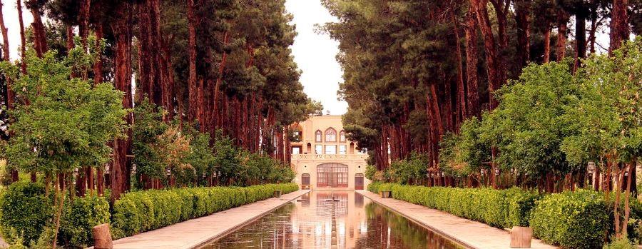 حديقة دولات أباد ، يزد