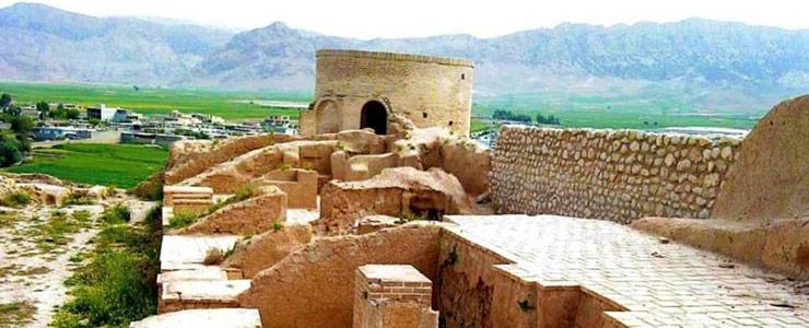 واحدة من أقدم المدن في إيران: مدينة الحريرة القديمة