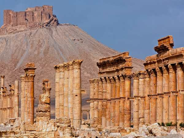 سیاحت ایران : أقدم المدن في إيران