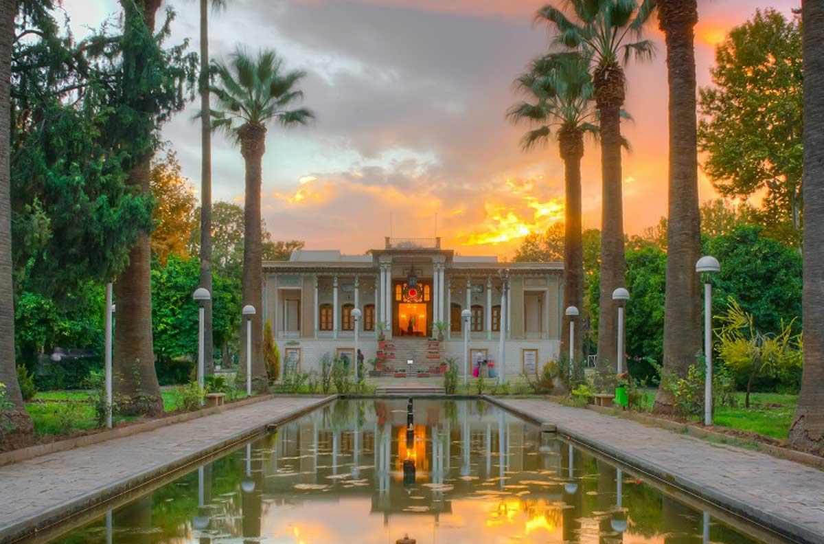 حدائق إيران