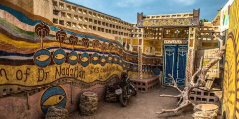 جزيرة هرمز فی قشم – سیاحت ایران