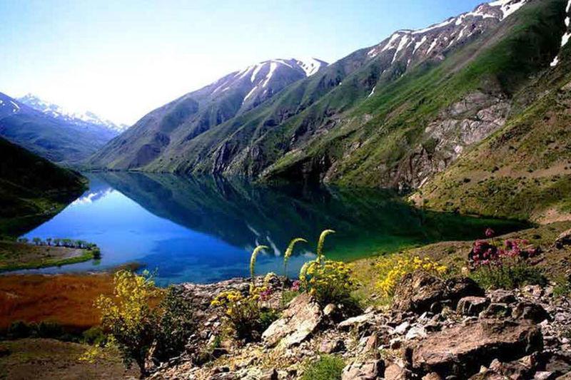 سیاحت ایران و بحيرة گهر