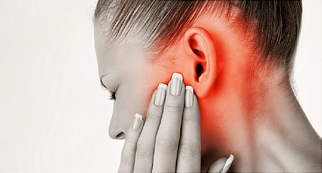 ثقب طیلة الأذن